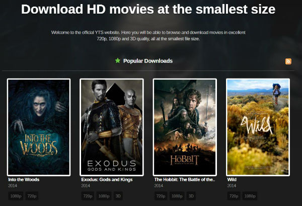 New YIFY Torrent Unblock Sites List to Access YIFY movies 2019